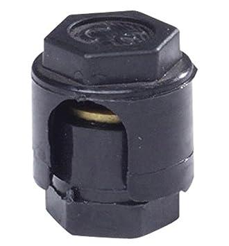 Legrand LEG34033 Borne anti-cisaillante écrou 6 pans sans pattes 2 x 25 mm