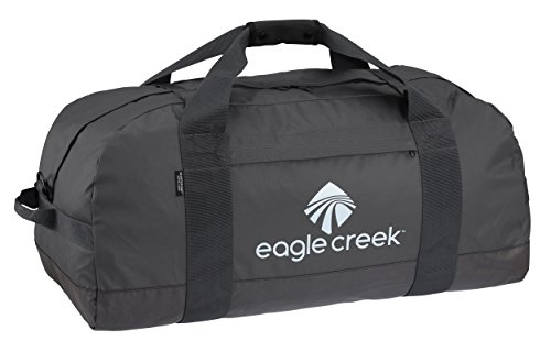 Eagle Creek Travel Gear No Matter What Flashpoint Large Duffel, Black, One Size (What Eagle No Duffle Creek Matter)