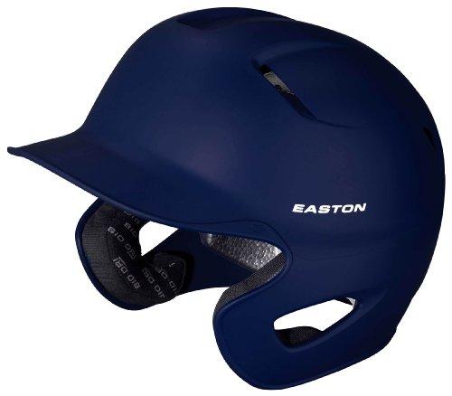 Easton Stealth Grip Batting Helmet, Navy by Easton