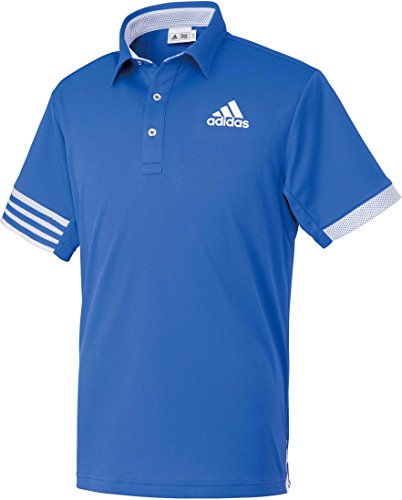 博物館偽ましい(adidas Golf(アディダスゴルフ) adidas Golf(アディダスゴルフ) ベンチレーション ショートスリーブ スタンドシャツ