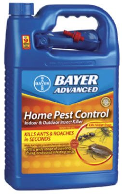 Bayer Advanced Home Pest Control Multiple Insects Water Based 1 Gal