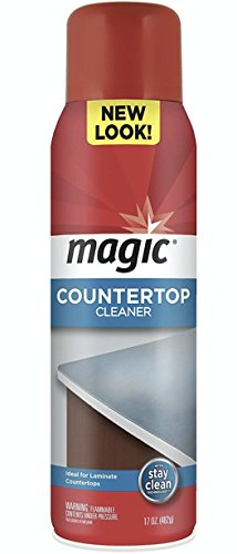3 Pack of Homax 1862 Magic Complete Countertop Cleaner