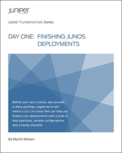 45 Best Juniper Junos eBooks of All Time - BookAuthority
