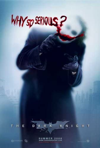 Amazon.com: The Dark Knight Poster Movie (27 x 40 Inches - 69cm x 102cm)  (2008) (Style B): Posters & Prints