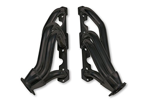 Flowtech 11502FLT Black Standard Headers