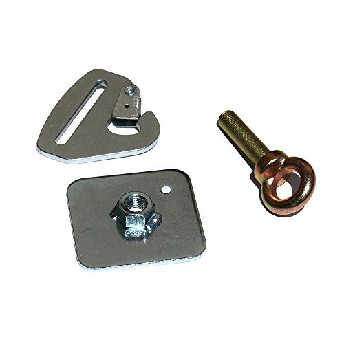 -0089 Quick Release Tab Kit - Sub-Belt (Racing Tab Kit)
