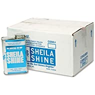Best Sheila Shine Stainless Cleaner Polish