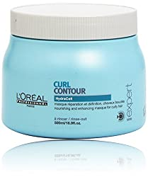 L'oreal Serie Expert Curl Contour Masque for Unisex, 16.9 Ounce