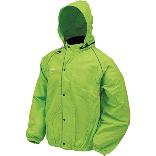 frogg-toggs-unisex-adult-high-visibility-road-toad-rain-jacket-green-medium
