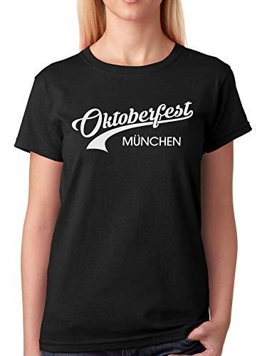 Di Shirt Oktoberfest Baviera Wiesn Monaco T Vanverden Fan Nero Uomo bianco shirt Maglietta 4R5cjqLS3A