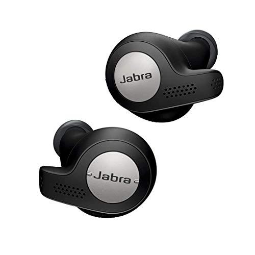 Jabra Elite Active 65t – Auriculares Deportivos Bluetooth 5.0, con Cancelación Pasiva de Ruido y Sensor de Movimiento…