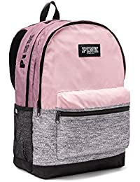 Pink Campus School Backpack Color Chalk Rose NWT