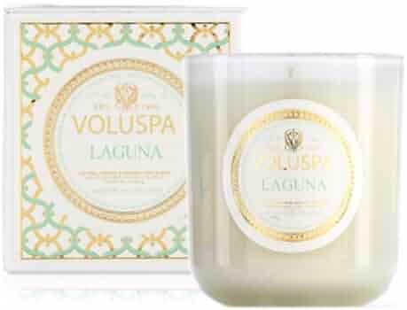Voluspa Laguna Classic Maison Candle. 100 hour 12 oz