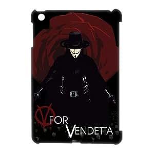 C-EUR V for Vendetta Pattern 3D Case for iPad Mini
