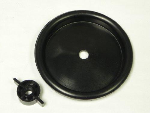 For Craftsman Wet/Dry Vacuum USA -- Filter Plate & Nut (Original Heavy Duty plastic -- OEM)
