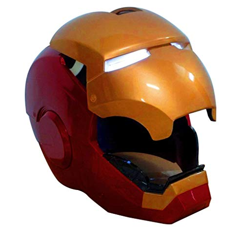 Gmasking Manual Open/Close MK3 Wearable Cosplay Helmet 1:1 Replica+Gmask -
