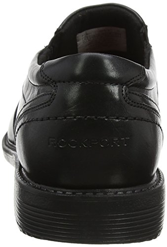 Hombre Rockport Mocasines Leader Para black Black Style Toe 2 Negro So Moc qpwzgSxq