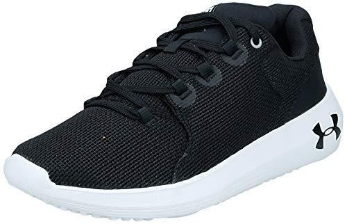 Under Armour UA W Ripple 2.0, Women's Road Running Shoes,Black (Black/White