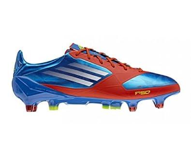 new style 7646a 0d221 adidas F50 Adizero XTRX SG SYN Blue V23970 Size 42 Blue Size 11 UK  Amazon.co.uk Shoes  Bags