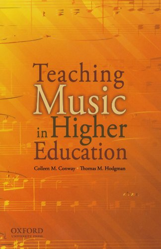 Teaching Music (Teaching Music in Higher Education)