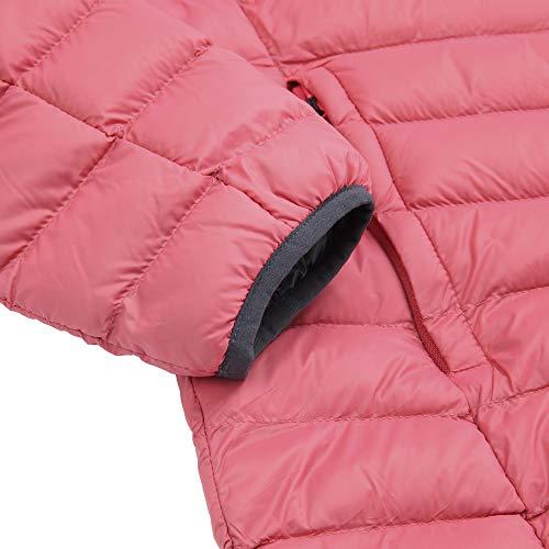 Samgu Mujer Ultraligero Corta Abrigo Acolchado Chaqueta De 8v8xaqP