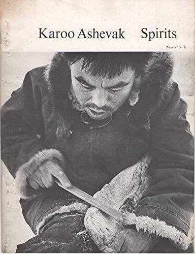 Karoo Ashevak Spirits: Fifteen Whalebone Carvings