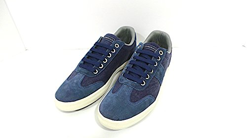 Lumberjack Herren Sneaker Blau Denim