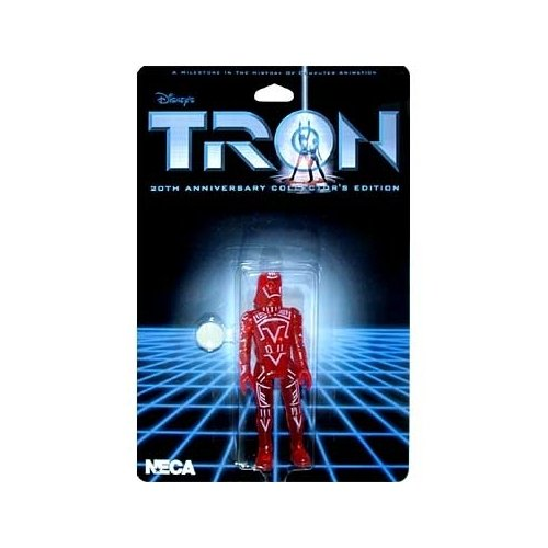 Tron 20th Anniversary Collector's Edition > Sark Action Figure