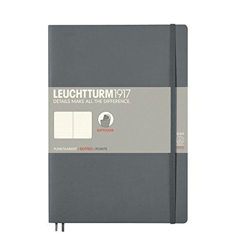 Leuchtturm Soft B5 Notebook Dots Anthracite by LEUCHTTURM1917