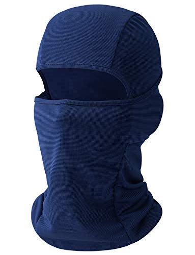 ChinFun Balaclava Windproof Full Face Mask Sun Protection UPF Lightweight Tactical Hood Hats Moisture Wicking Performance Helmet Liner Dust Protection Outdoors Sports Gear Men Women Youth -