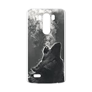 Canting_Good,wolf, Custom Case for LG G3 (Laser Technology)