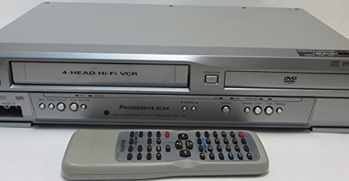 Sanyo DVW-7200 DVD/VCR Video Cassette Recorder Combo, for sale  Delivered anywhere in USA