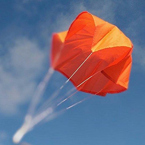 Top Flight Recovery Standard Parachute Orange 36