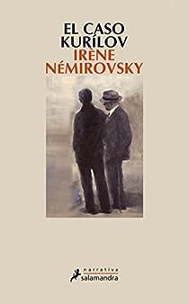 El caso Kurílov par Némirovsky