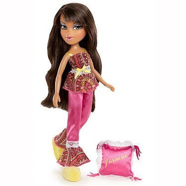 Bratz Pajama Party - Yasmin [parallel import goods] by Bratz