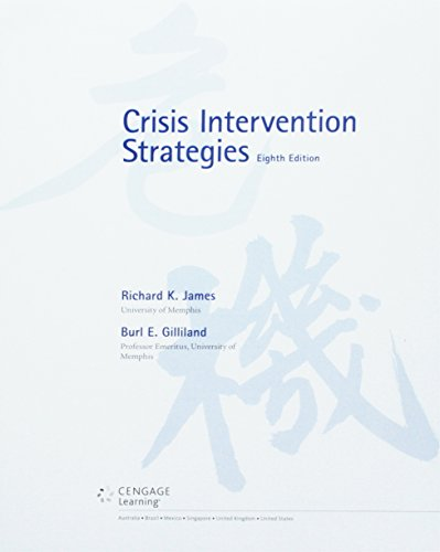 Bundle: Crisis Intervention Strategies, Loose-Leaf Version, 8th + LMS Integrated for MindTap Counseling, 1 term (6 months) Printed Access Card