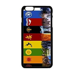 Creative Pattern Hot Seller Stylish Hard Case For Iphone 6 Plus