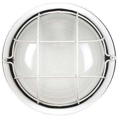 Round Outdoor Wall Light in US - 7