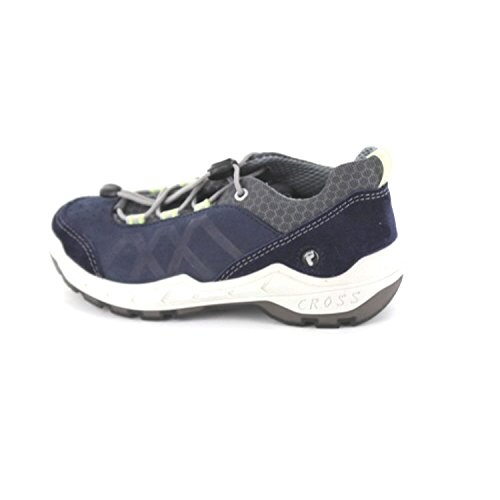 Zapatillas Niños Azul Brian Ricosta Para wq6PPR