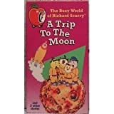 The Busy World of Richard Scarry - A Trip to the Moon [VHS]
