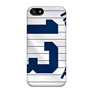 Fashionable Style Cases Covers Skin For Iphone 5/5s- New York Yankees