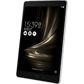 "ASUS ZenPad 3S 10 9.7"" (2048x1536), 4GB RAM, 64GB eMMC, 5MP Front / 8MP Rear Camera, Android 6.0, Tablet, Titanium Gray (Z500M-C1-GR)"