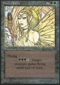Magic: the Gathering - Pixie Queen - Legends