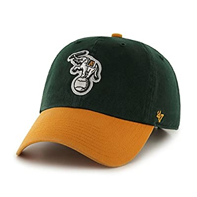 '47 Brand Oakland Athletics Clean Up Cap