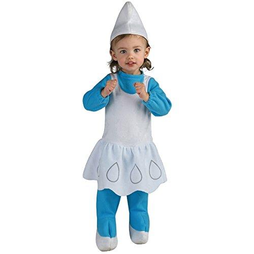 Morris costumes smurfette child large