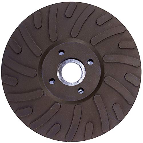 7 Diameter 8600 rpm 7 Diameter PFERD Inc. 7//8 Thread PFERD 69715 Plastic Backing Pad for Fiber Discs