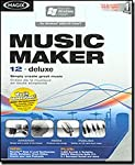 Music Maker 12 Deluxe [OLD VERSION] from Magix Entertainment