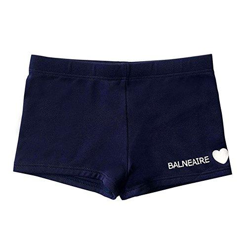 BALNEAIRE Swimming Shorts for Kids,Boys Swimsuit for Age 3-4 Swimming Trunks ()
