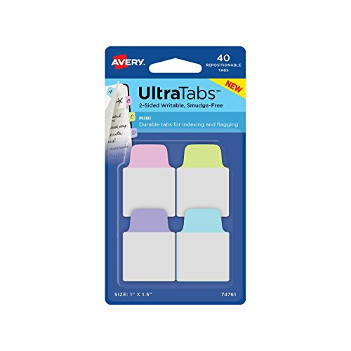 Avery Mini Ultra Tabs, 1