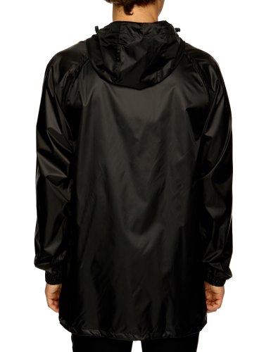 Impacchettabile black Giacca Regatta Uomo Nero Impermeabile qzExxZwX